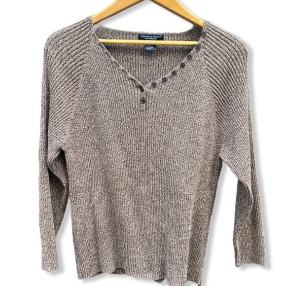 Reference Point Cotton Sweater